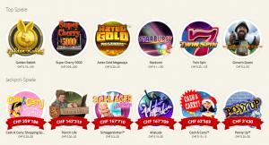 Mycasino Gutscheincode für Casinospiele